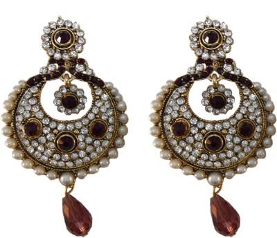 My Design Bollywood Delight Alloy Chandbali Earring