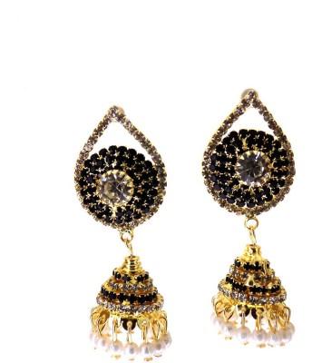 Aabhushan Designer Alloy Jhumki Earring