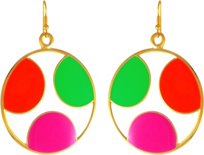 Pling Barrie Acrylic Dangle Earring