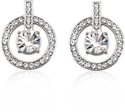 Ouxi Swarovski Elements Crystal Crystal Zinc Stud Earring