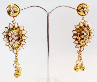 Vidya Ventures Trendy Look Alloy Drop Earring