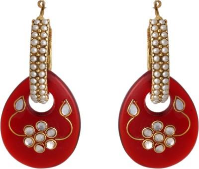 Abhijewels Alloy Hoop Earring