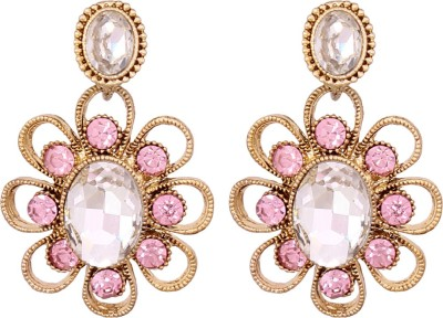 Vendee Fashion Butterfly Luxury Fashion kalakari Alloy Chandelier Earring