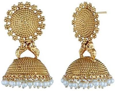 Satyam Jewellery Nx Jhumka Copper Jhumki Earring