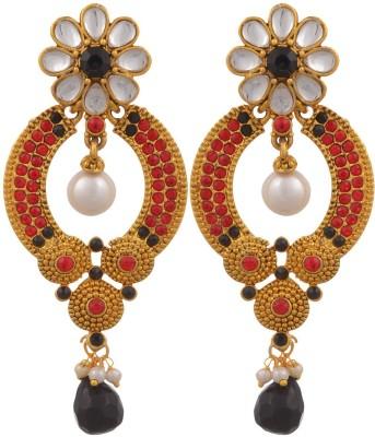 GlamMore09 Dream Design Copper Dangle Earring