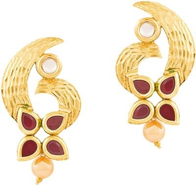 REEVA FASHION JEWELLERY Earring Zinc Drop Earring
