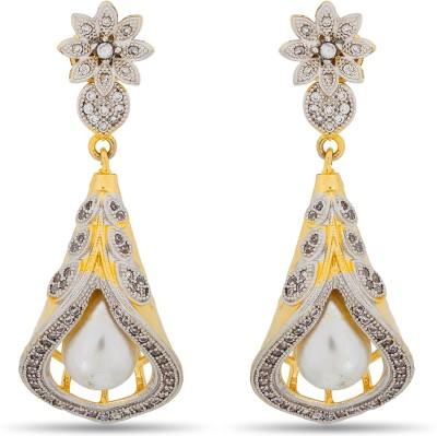 Luxor Diva Choice Alloy Drop Earring