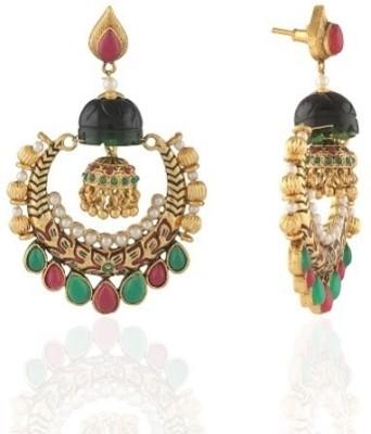 Panini Alloy Chandbali Earring