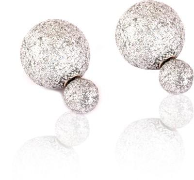 Celestia Eclat Silver Stud Earring Alloy Stud Earring