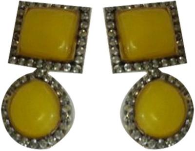 zenith jewels princess05 Brass Chandelier Earring
