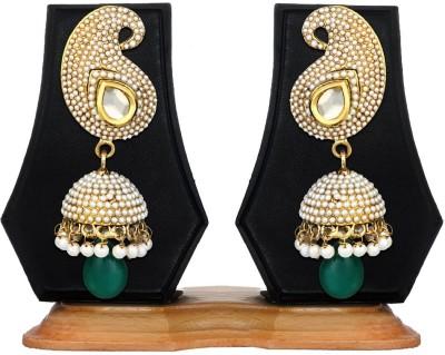 Zaveri Pearls Jhumki Zinc Jhumki Earring