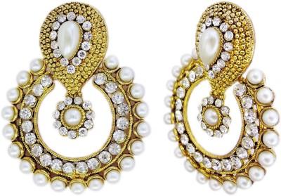 Aura Collection Ramleela Alloy Dangle Earring
