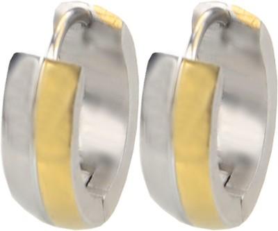 Men Style Best Quality 316L Stainless Steel Hoop Earring