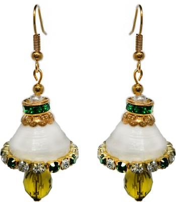 Sowbhagya Enterprises New Paper Dangle Earring