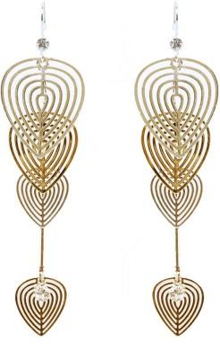 Saashis Closet Glint Alloy Dangle Earring