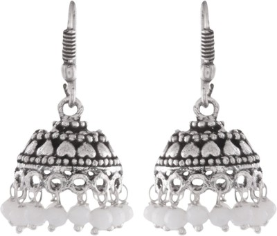 Ganapathy Gems 5861 Metal Jhumki Earring
