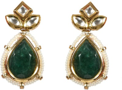 Envy Fancy Pearl Stone Drop Earring