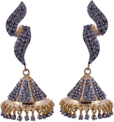 PJ Jhumki Design Alloy Jhumki Earring
