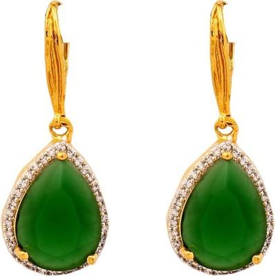 MadeinMyIndia Ethnic Charm Copper Drop Earring