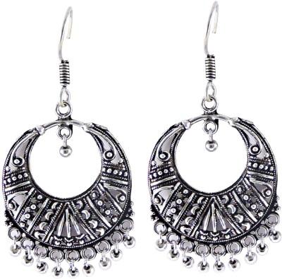 Cultural Fusion Antique look earring Alloy Chandbali Earring