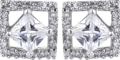 Dilan Jewels Princess Tops Zircon Alloy Stud Earring