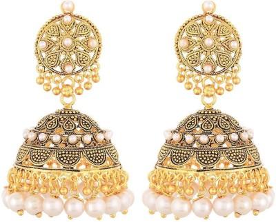 Prita Traditional Alloy Jhumki Earring