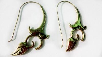 zenith jewels princess88 Brass Stud Earring