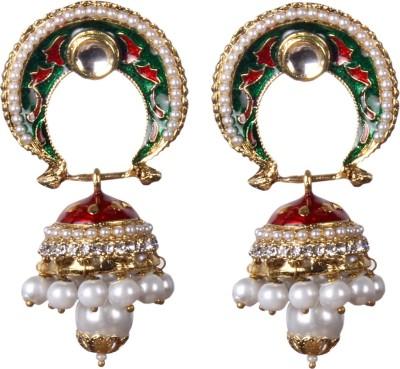 Tatva R1924 Alloy Chandbali Earring