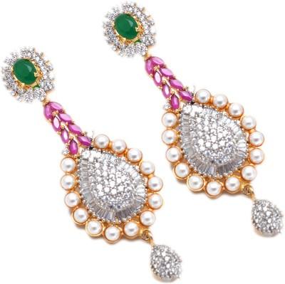 Jewar Mandi New Look Jewellery Metal Drop Earring
