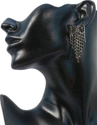 Krazzy Collection Sparkle Copper Stud Earring