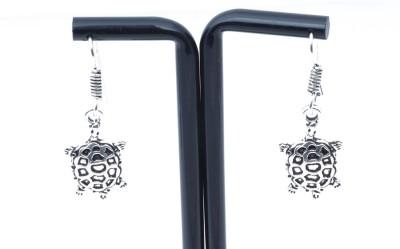 Waama Jewels Lucky tortoise Metal Jhumki Earring