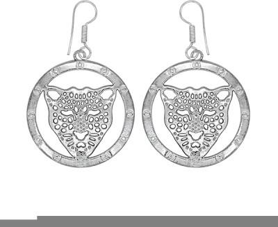 The Fine World Designer Metal Dangle Earring