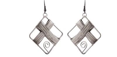 Avrom Brass, Copper Drop Earring
