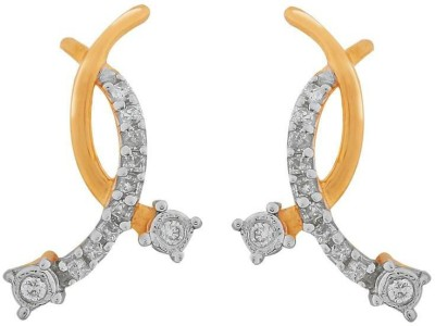 Jhalak Designer Silver Stud Earring