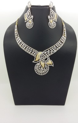 Aakarshan a18 Copper Earring Set