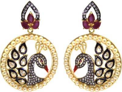 Prisha Collection Alloy Chandelier Earring