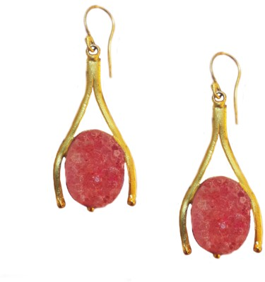 Jalparee Sparkly J02-0001 Alloy Dangle Earring