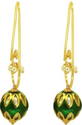 Prisha Collection Alloy Hoop Earring