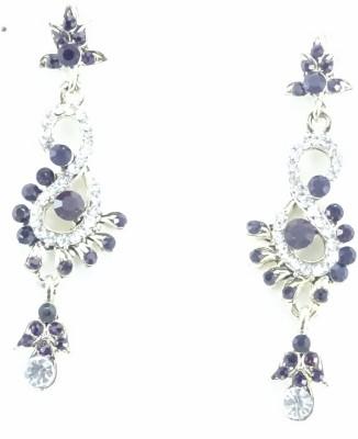 Navisha Trending Fashion Metal Drop Earring