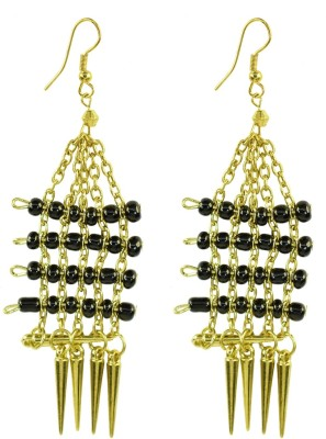 Suvini Color Spark Alloy Drop Earring
