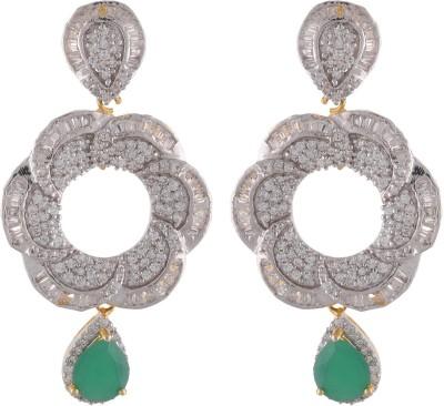 Neckies AFJE049 Brass Drop Earring