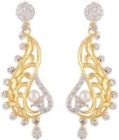 The Jewel Box Filigree Copper Drop Earring best price on Flipkart @ Rs. 1025