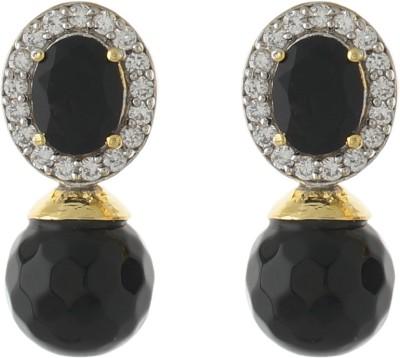 Jewel Planet Stylish Beads Alloy Stud Earring