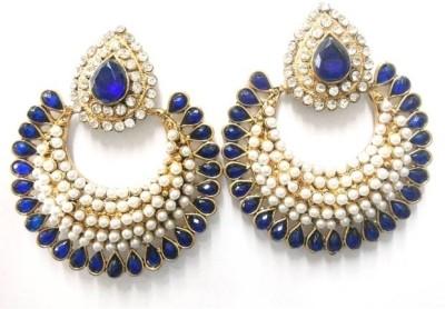 Aarnaa Alloy Chandelier Earring
