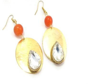 Fashion Pitaraa Shining Stones Alloy Dangle Earring
