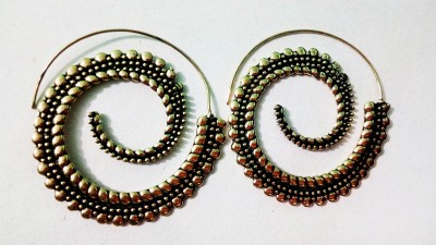 zenith jewels princess66 Brass Stud Earring