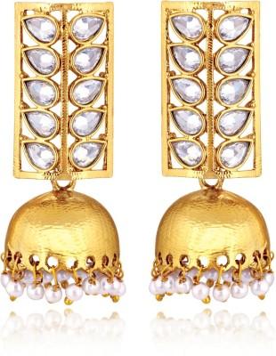 Alamod ALER 5044 Brass Jhumki Earring