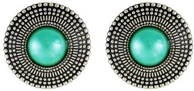 Gems N Pearls Trendy Alloy Stud Earring