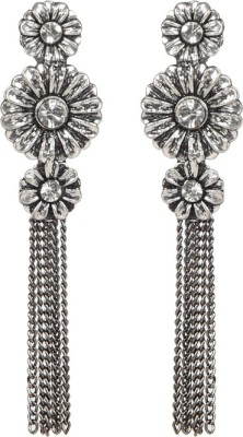Envy Daimonds Brass Tassel Earring