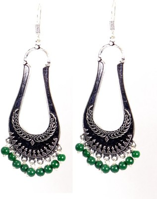 Shiv Kutumb Metal Dangle Earring